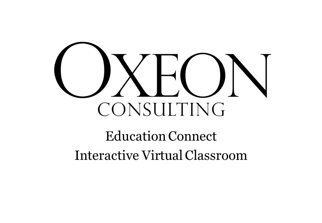 Education Connect Interactive Virtual Classroom