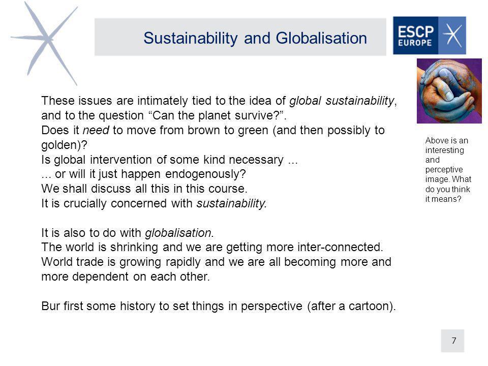 8 Sustainability