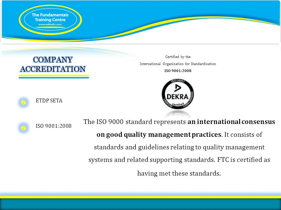 ISO 9001:2008 certified Flight arrangements For the clients account: