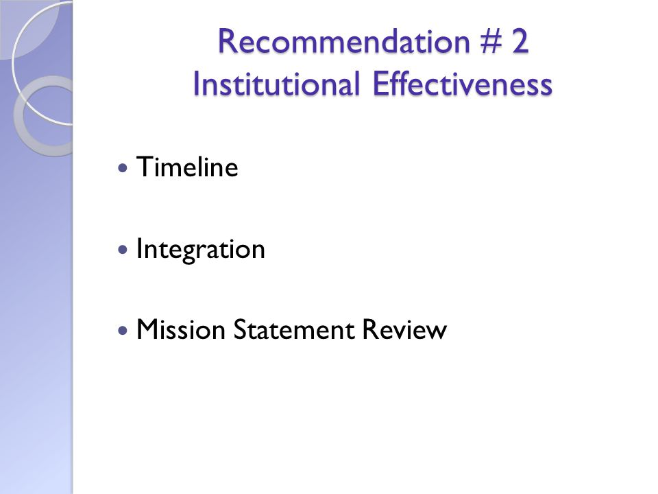 Recommendation # 3 General Education Requirements Math and English requirements for certain CTE programs