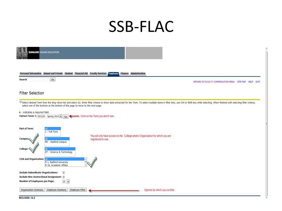 SSB-FLAC