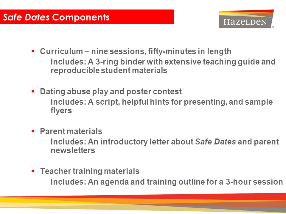 Closing Curriculum – nine sessions, fifty-minutes in length Includes: A 3-ring binder with extensive teaching guide and reproducible student materials