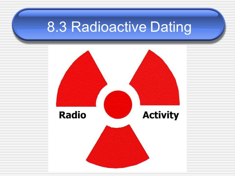 8.3 Radioactive Dating