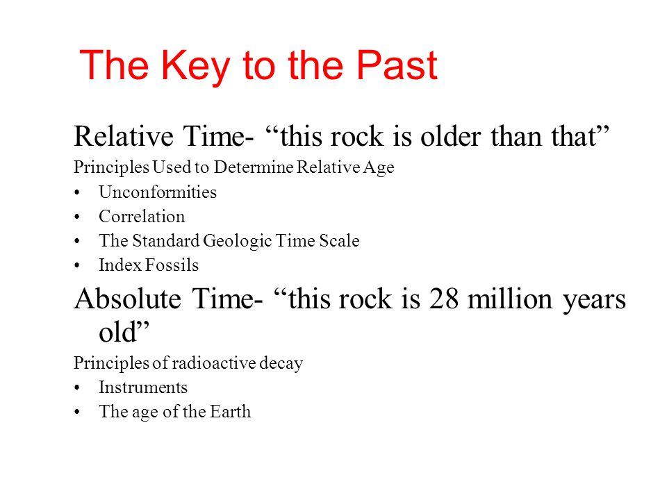 Important Figures in Geologic Time James Hutton (1726-1797): Native of Edinburgh, Scotland.