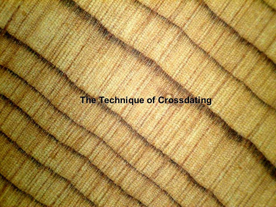 The Technique of Crossdating