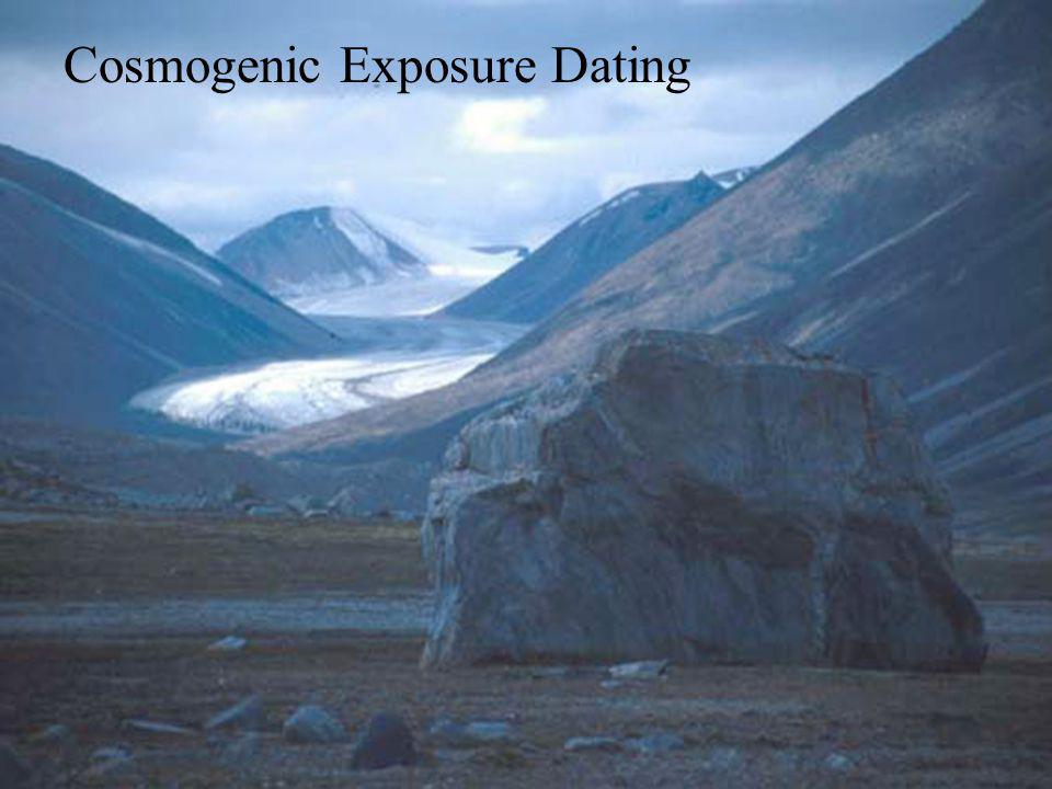 Cosmogenic Exposure Dating