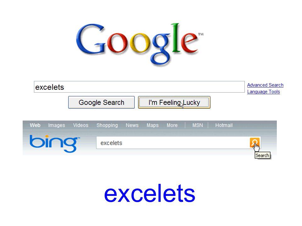 excelets