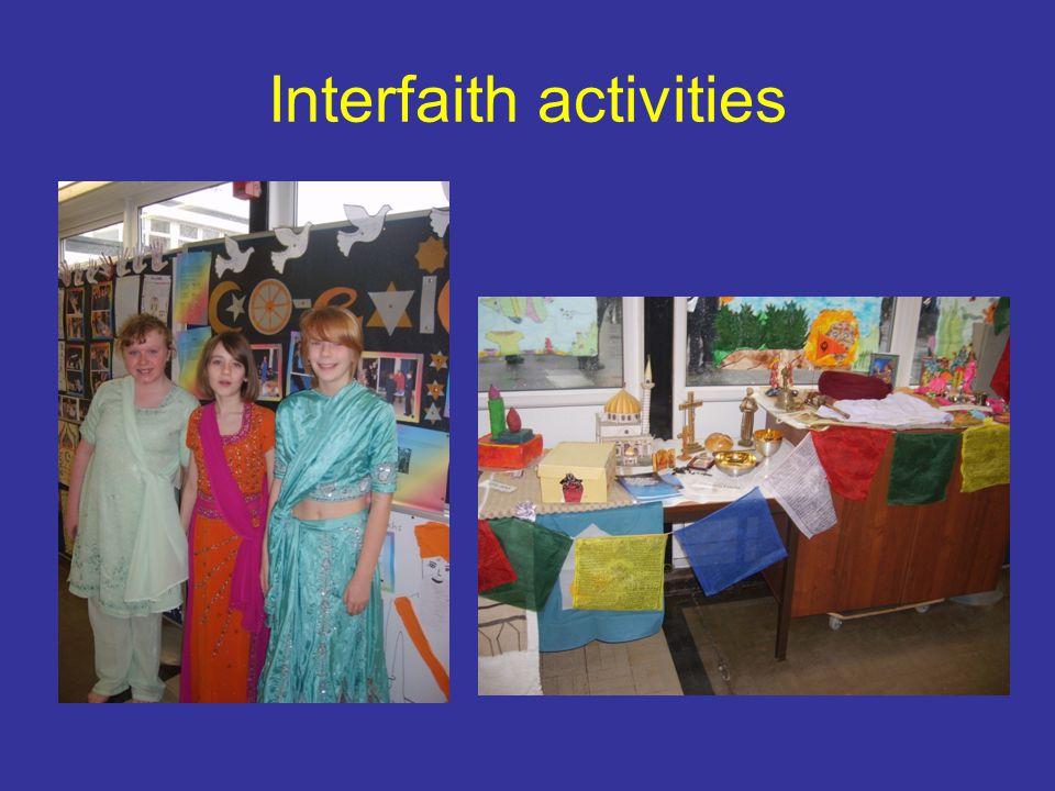 Interfaith activities