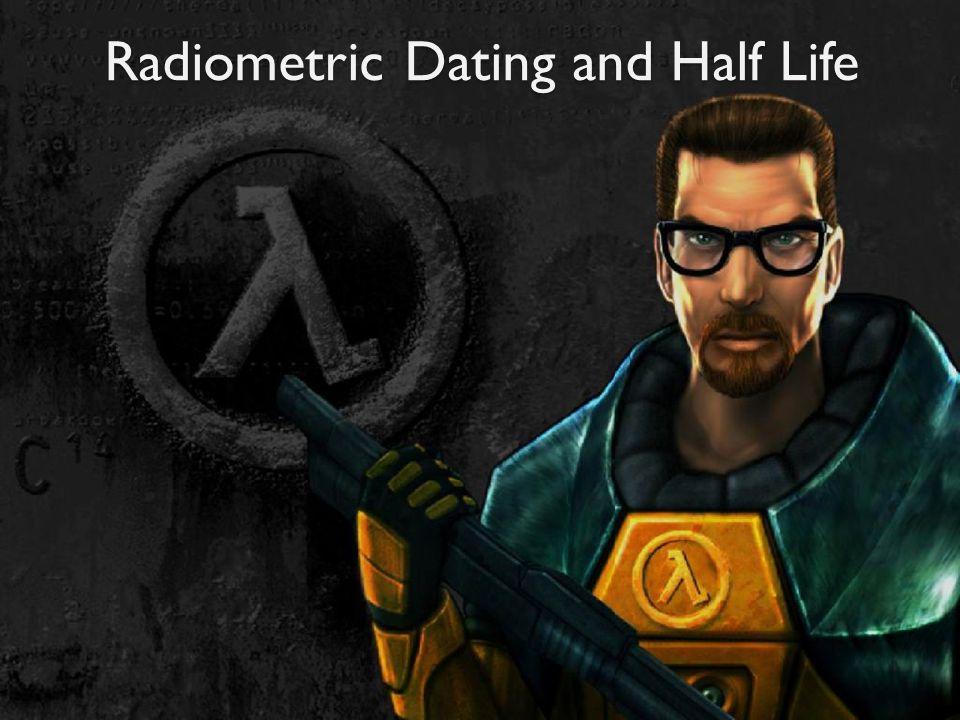 Radiometric Dating and Half Life