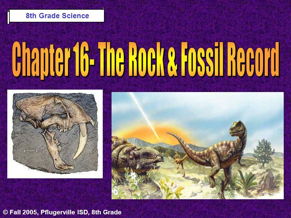 © Fall 2005, Pflugerville ISD, 8th Grade 8th Grade Science