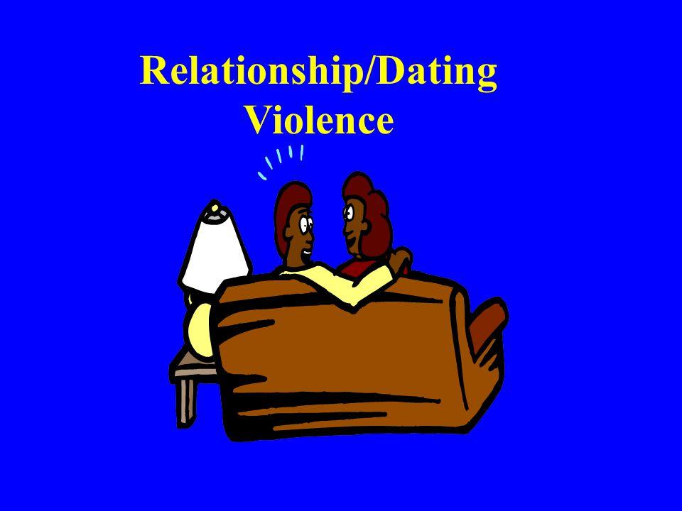 Relationship/Dating Violence
