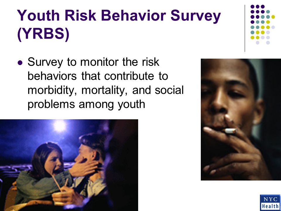 Forced-sex rates are also higher among gang members New York City YRBS 2005 Estimates are weighted to NYC public high school population.