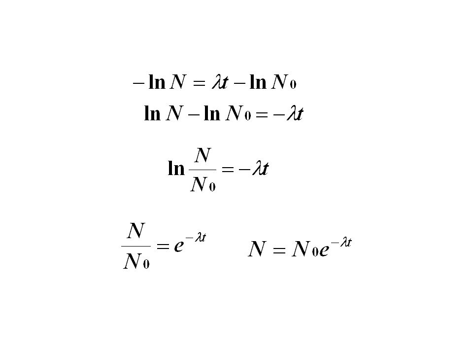 234 U A =activity of 234 U per unit weight of sample at the present time 234 U AS =activity of 234 U in secular equilibrium with 238 U 234 U AX =activity of excess 234 U per unit weight of sample