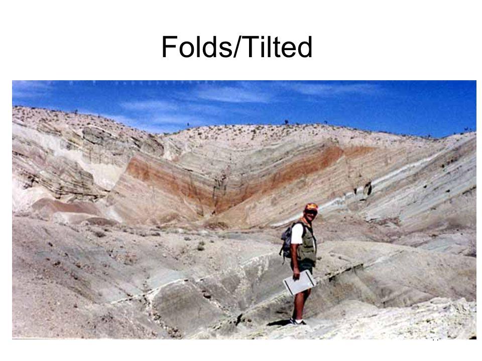 17 Folds/Tilted