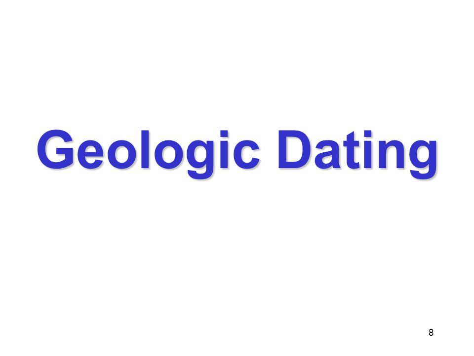 8 Geologic Dating