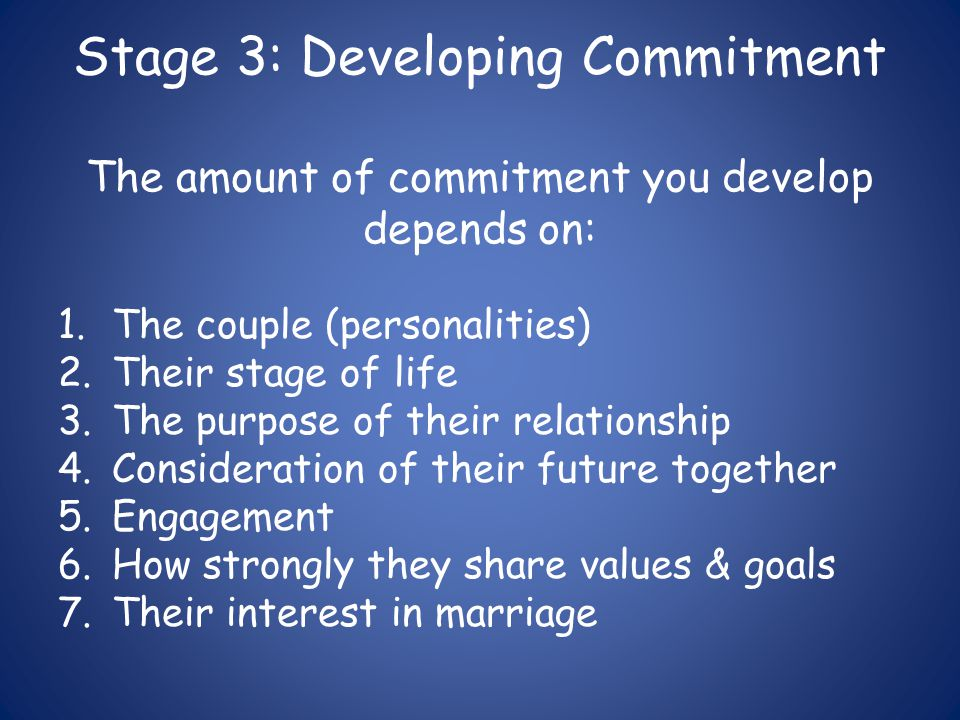 VII.Positive Relationship Qualities A. Compatibility B.