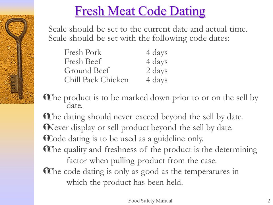 Food Safety Manual22