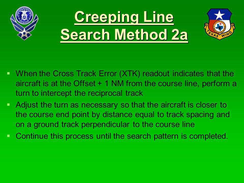 57 Creeping Line Search Method 2a