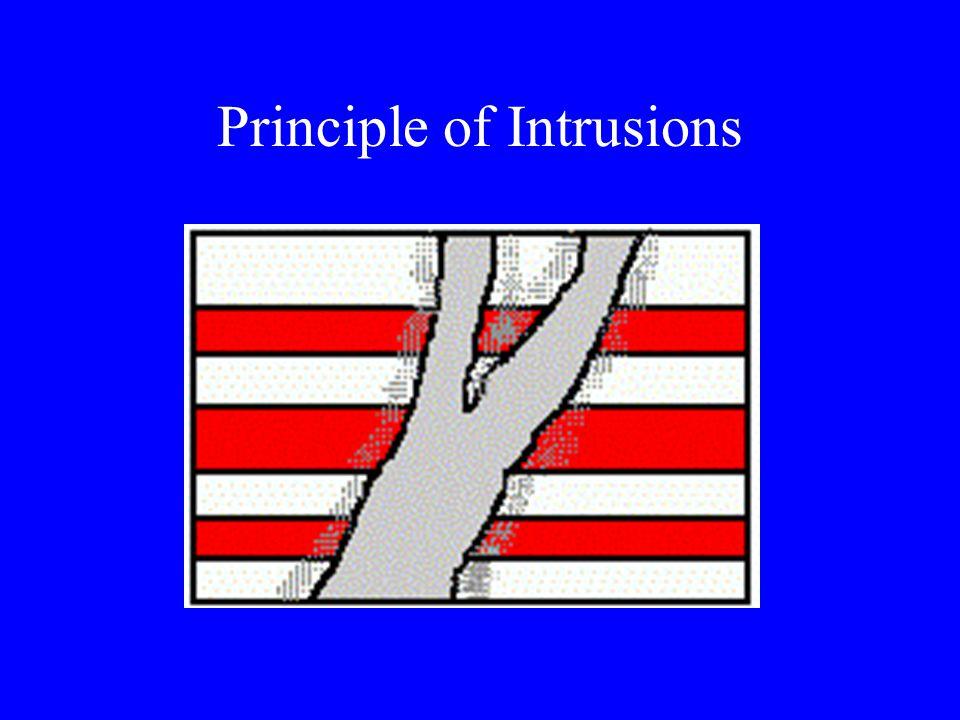 Principle of Intrusions