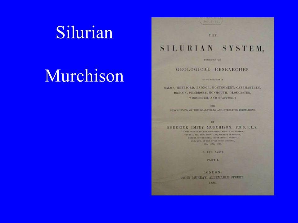 Silurian Murchison