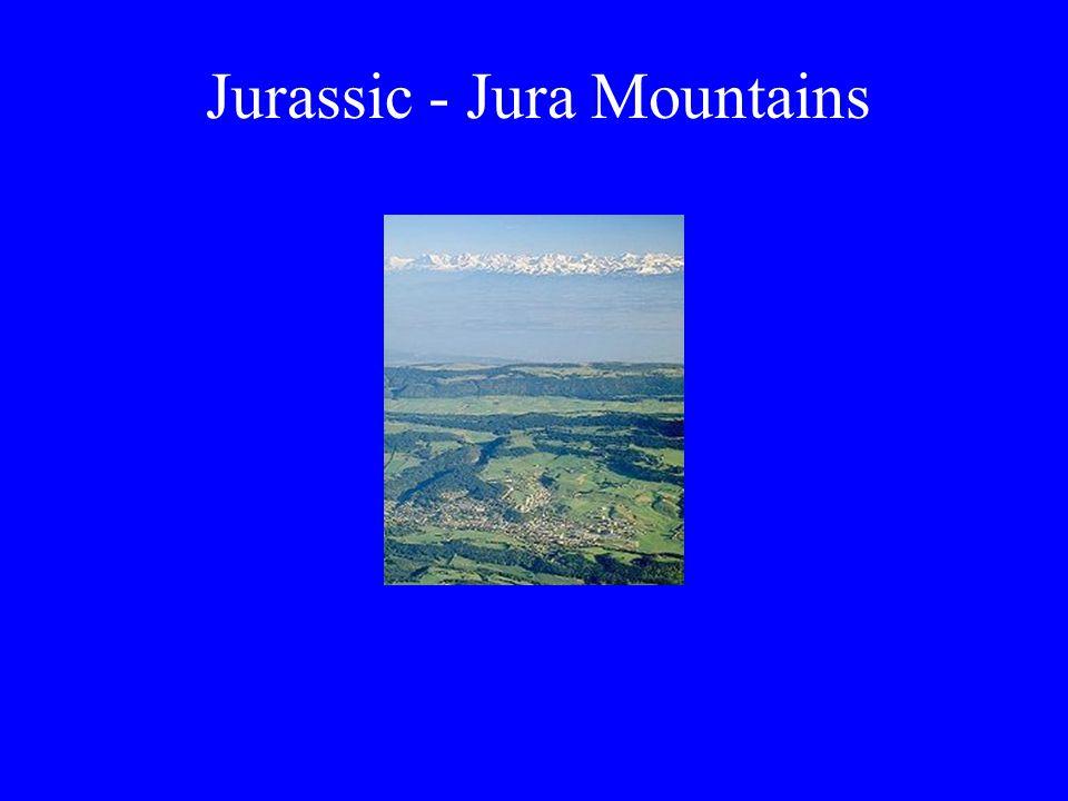 Jurassic - Jura Mountains