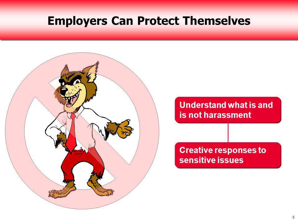 6 Defining Sexual Harassment Hostile Work Environment