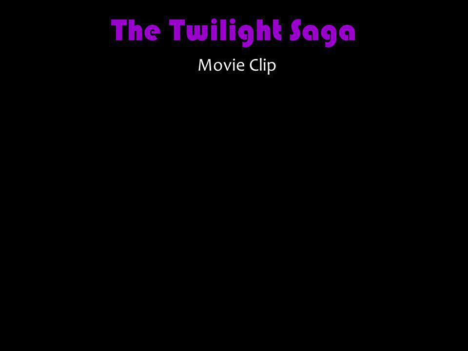 The Twilight Saga Movie Clip