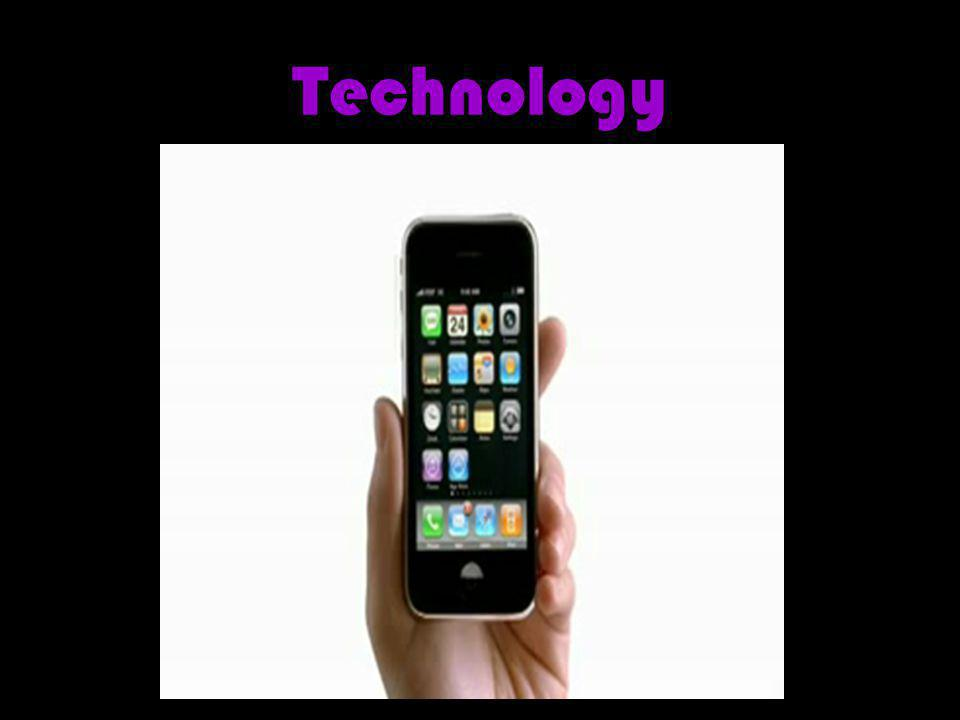 Cell Phones Technology is almost always involved in TDV.