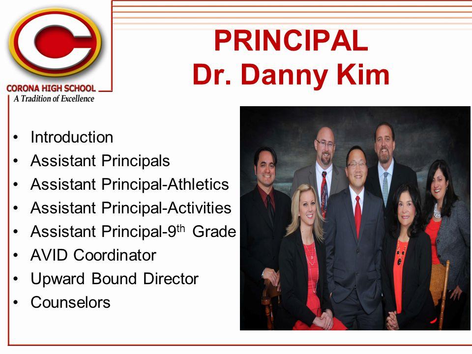 PRINCIPAL Dr.