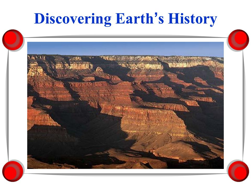 Unit 6 – The Geosphere Vocabulary 1.Uniformitarianism 2.Relative Dating 3.Law of Superposition 4.Principle of Original Horizontality 5.Principle of Cr