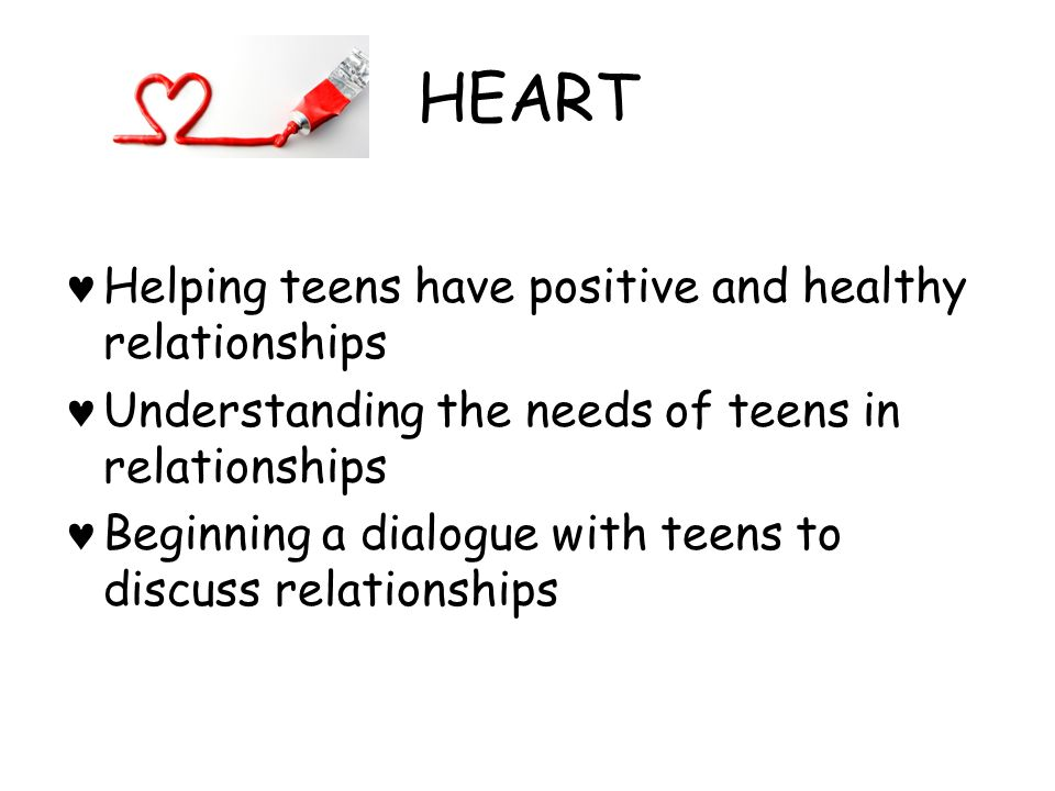 HEART What is the HEART program.
