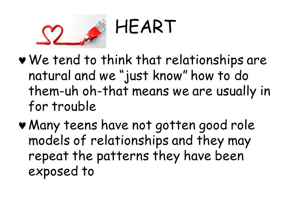 HEART So, what do we do next.
