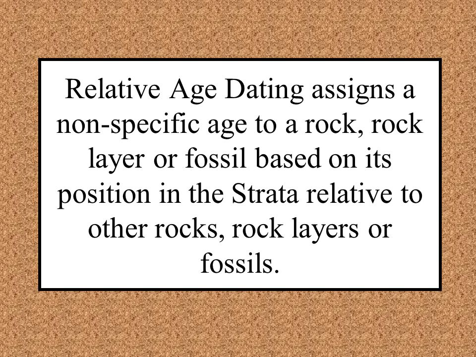 Example of Law of Cross-Cutting Relationships Which came first, the rock layers or the faults?