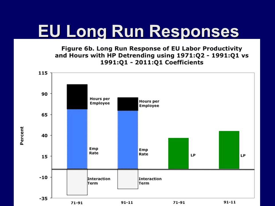 EU Long Run Responses
