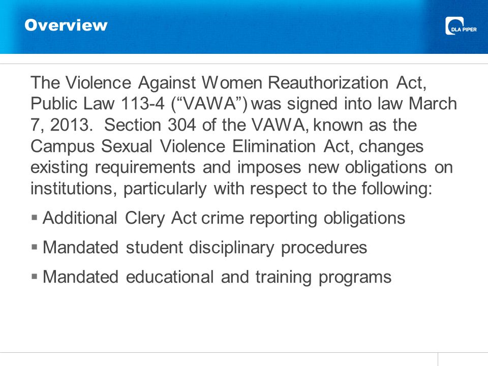 Overview The effective date of these requirements is March 7, 2014.