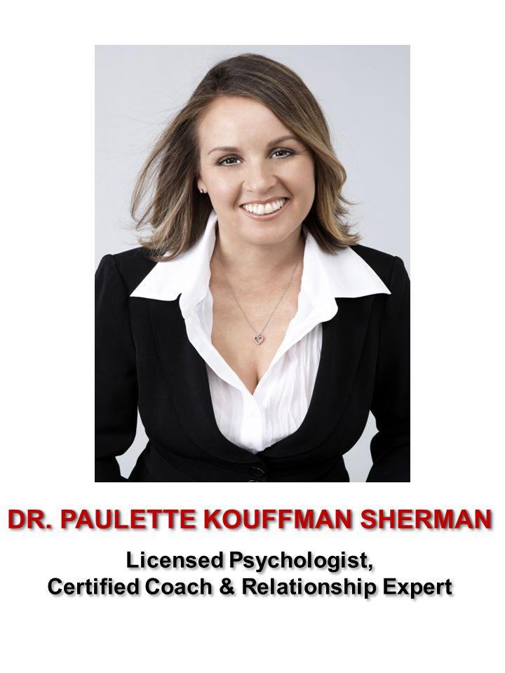 DR. PAULETTE KOUFFMAN SHERMANDR.