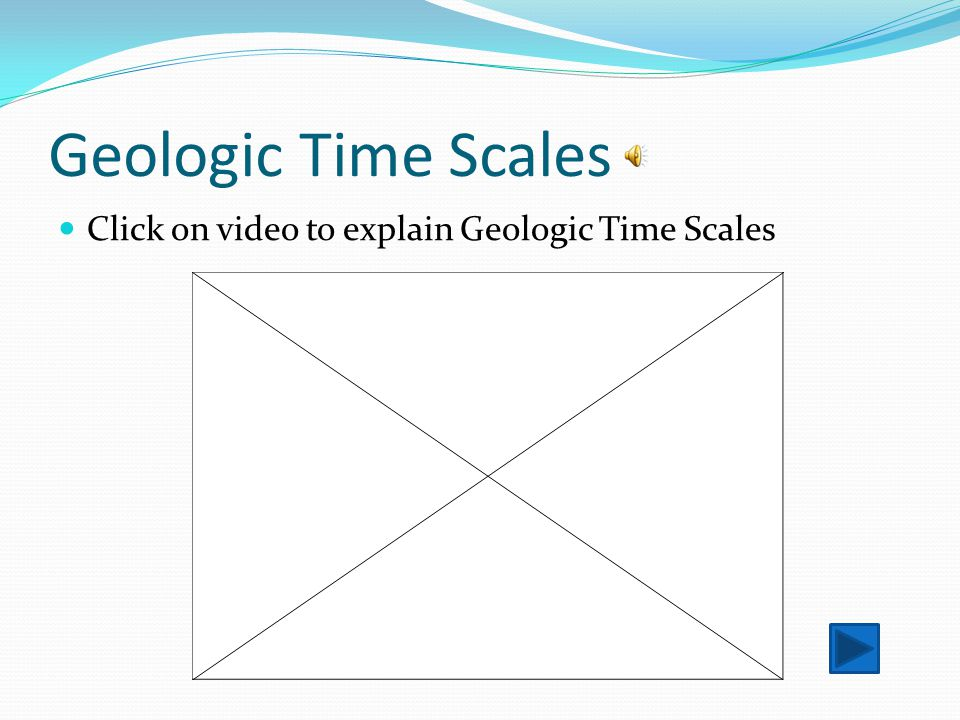 Geologic Time Scale Explanation: Scientists first developed the geologic time scale by studying rock layers and index fossils worldwide.