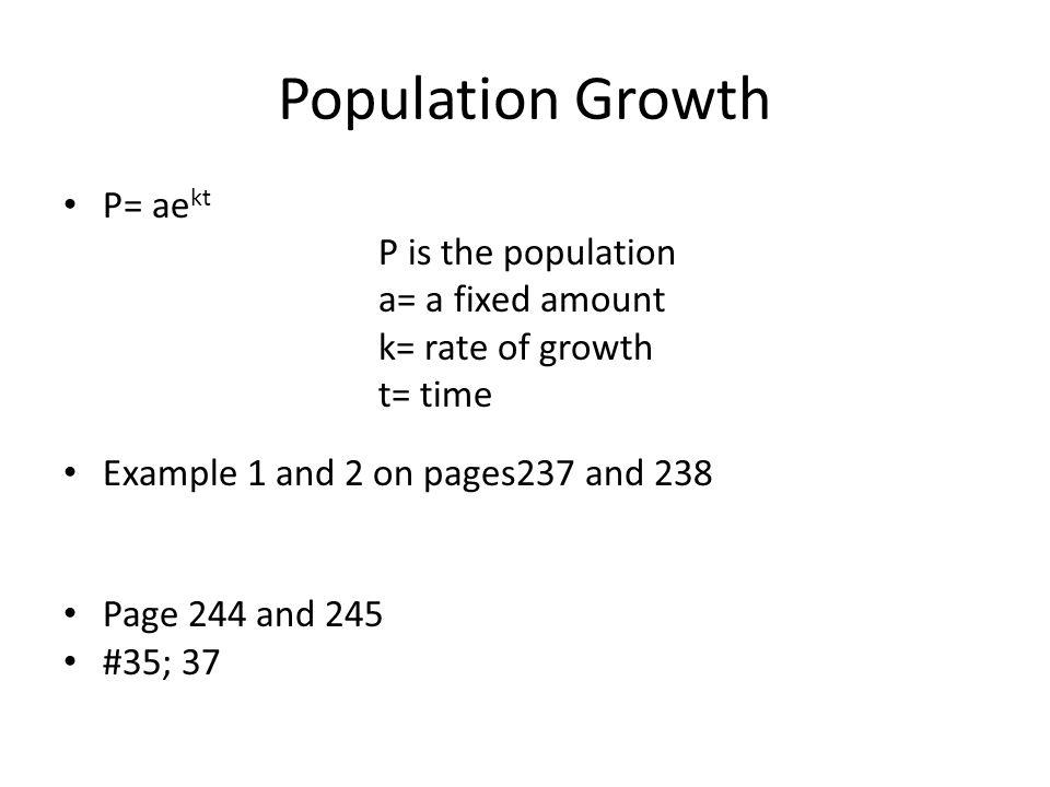 Depreciation Equation P = I(1 – r) t P =Depreciated Value I = Original amount r= depreciation rate t= time in years