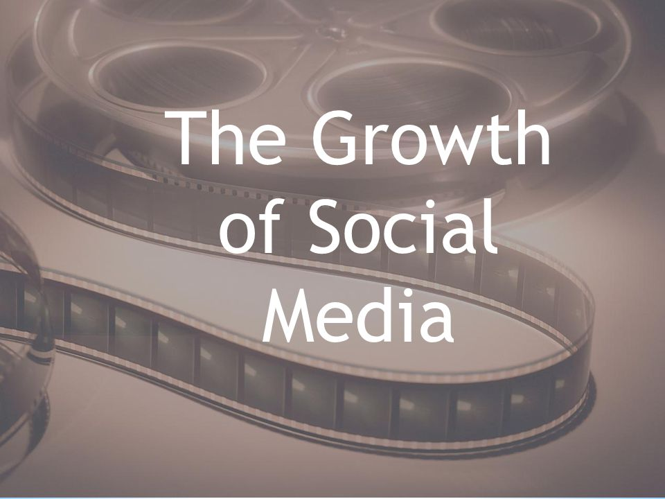 Video Power and Vulnerability The Growth of Social Media