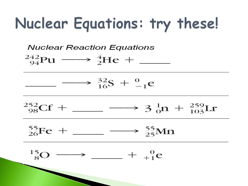 Radiation can be detected with Geiger counters and scintillation counters.
