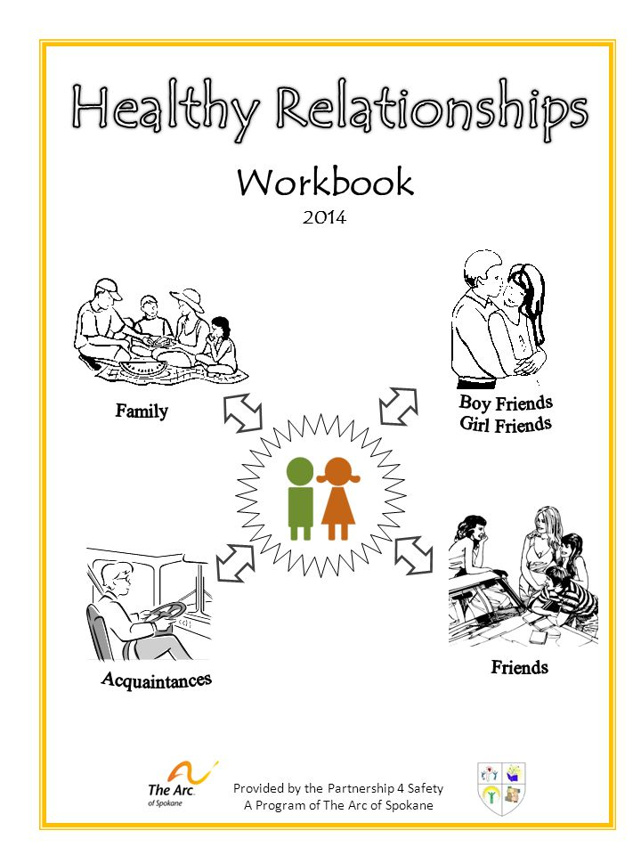 Types of Relationships There are many types of relationships. How many can you think of? 12