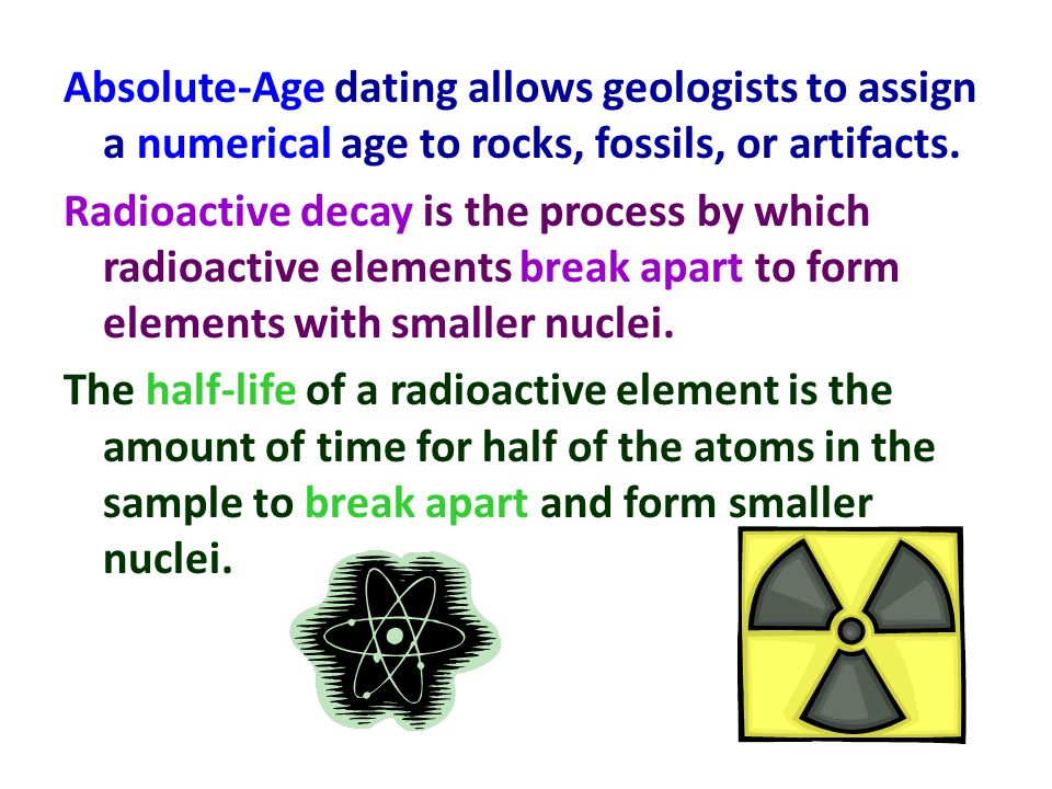Radioactive hookup enables geologists to determine what