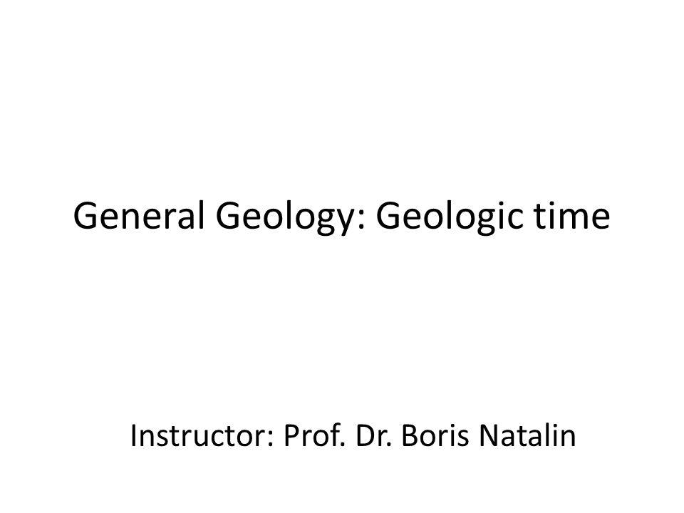 Stratigraphic succession and stratigraphic columns