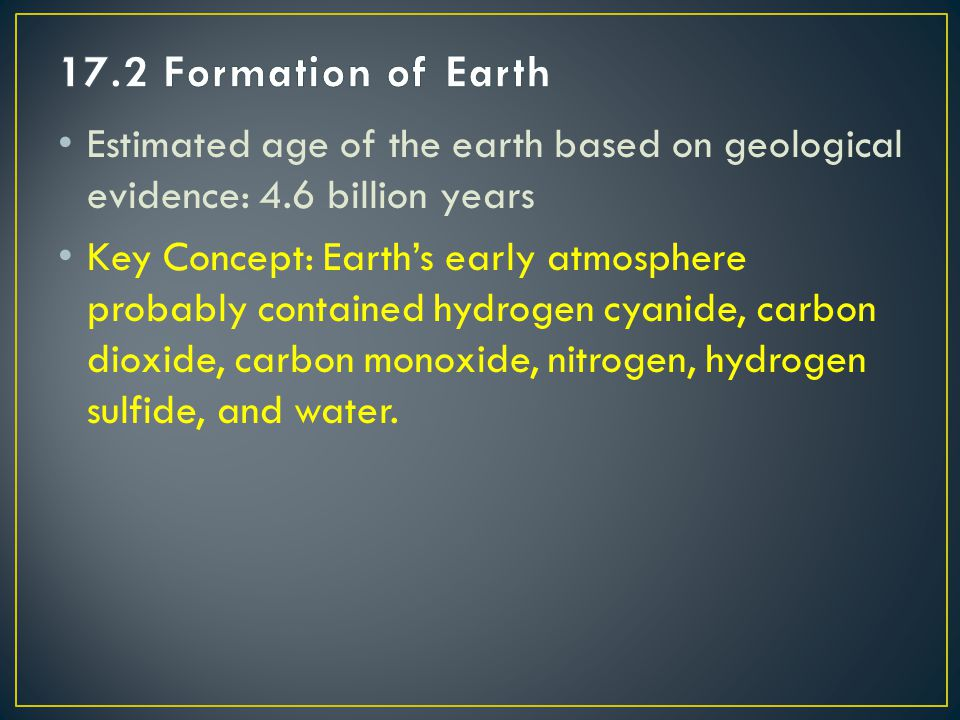 Two scientists created conditions of the early Earth in the lab.