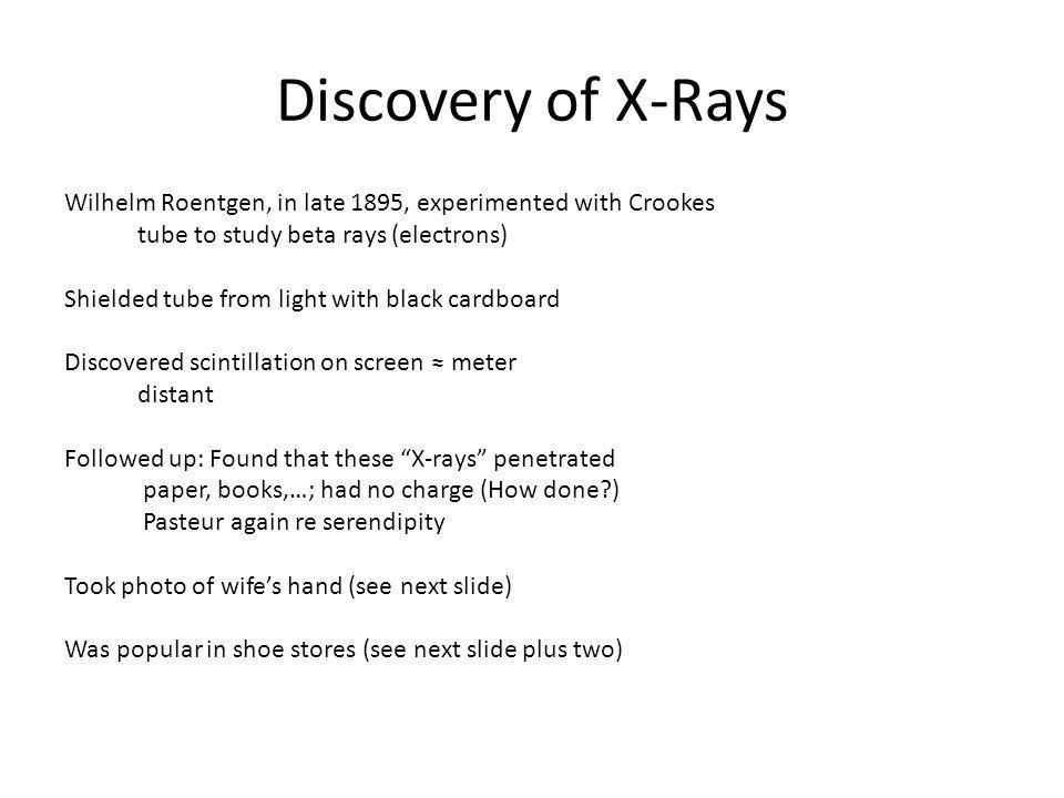 Study Of Radioactivity: Schematic