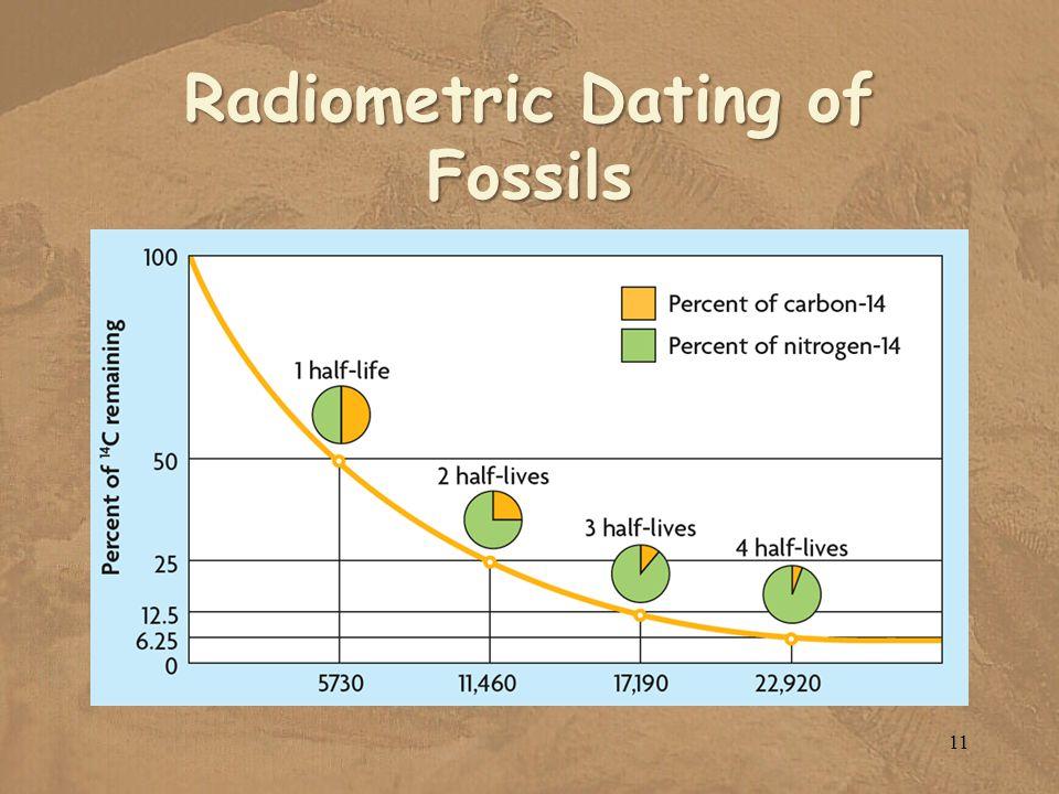 Radiometric Dating of Fossils 11