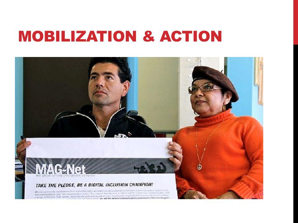 MOBILIZATION & ACTION