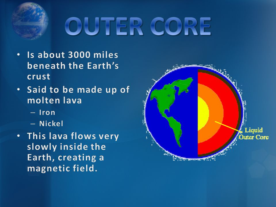 Location where the earthquake energy is released inside the Earth.