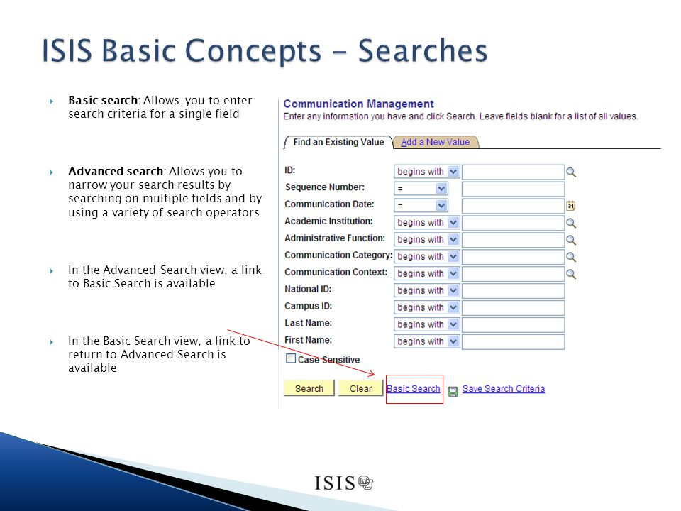 Two ways to view Course Catalog: Browse the Course Catalog - browse courses by subject and see the description and scheduled classes for this course by term Course Catalog component - view detailed information about a course such as offerings, components, grading basis, prerequisites, and restrictions 19