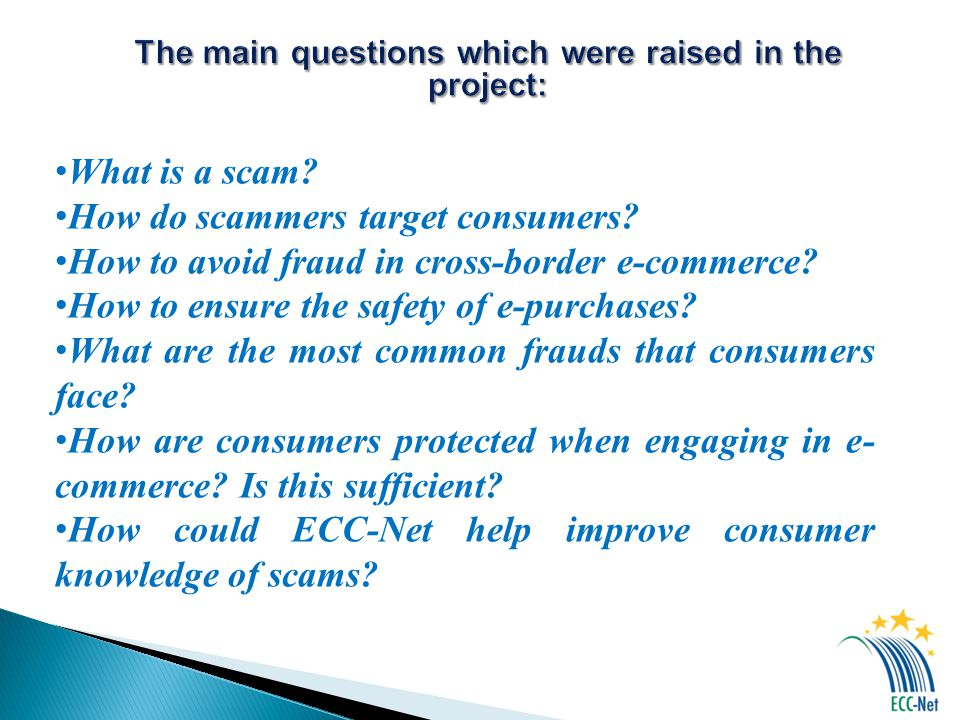 What is a scam? How do scammers target consumers? How to avoid fraud in cross-border e-commerce? How to ensure the safety of e-purchases? What are the